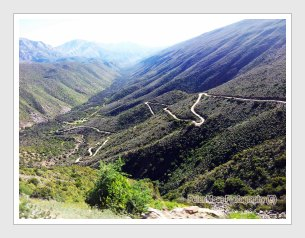 The Hell - lost valley in the Swartberg mountains