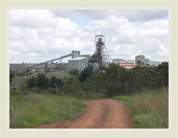 South Africa Cullinan Premier Diamond Mine