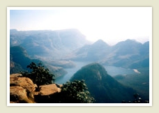 kruger national park safari 3 days God's Window on the Panorama route, Mpumalanga province