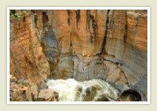 touring south africa Bourkes Luck Potholes, Panorama route, Mpumalanga