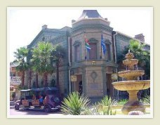 Johannesburg: Gold Reef City Hotel