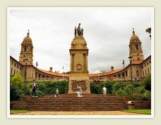 Pretoria: Union Buildings